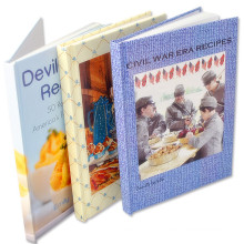 Thread Stitcing Custom Hardcover Book Children Story Book Printing