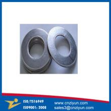 Joint flexible en graphite avec renforcement métallique renforcé