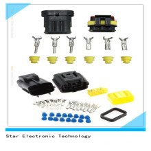 China Factory of 3 Pin 8 Pin Superseal Electrical Automotive Auto Connector