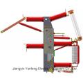 Interruptor de interrupción de carga al vacío integrado Bridge-Crossing-Fzrn35-40.5D