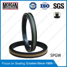 Hochdruck-Spgw / Phd-Typ Hydraulikzylinder Kolben-Dichtring