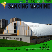SX-1000-680 Automatic cold steel arch sheet roll forming machine \galvanized roofing sheet roll forming machine