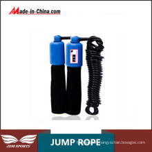 Cardio Exercise Power Automatic Jump Rope Turner
