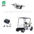 1400w rear axle for golf car