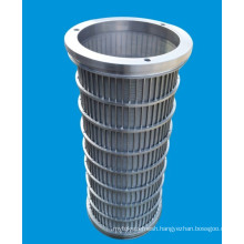 Reversed Profile Wedge Wire Filter Element