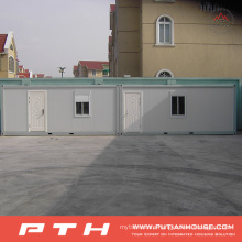 Low Cost Prefabricated Container House as Modular Building