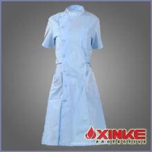 roupas de hospital de poliéster de algodão para o pessoal