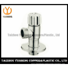 Factory Selling Directly Brass Chrome Plated Angle Valve (YS2014)