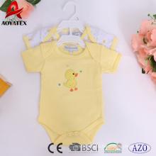 Großhandel 19-24 Monate Unisex Baumwolle Kleinkinder Kleidung Baby Strampler