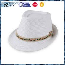 Main product unique design homburg cap for promotion