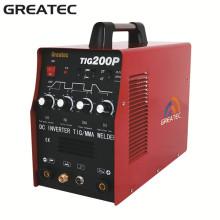 Inverter DC Welder Pulse TIG Welding Machine (TIG200P)