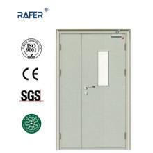 Mother Son Steel Fire Door (RA-S193)