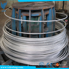 201 stainless steel wire rod can be welded professional manufacturer