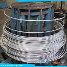 201 haste de fio de aço inoxidável pode ser soldado fabricante profissional