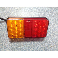 Luz de la cola de la combinación posterior del LED del precio de fábrica para la venta