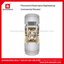 BOLT Panoramic Elevator|outside elevator| panoramic elevator manufacturer