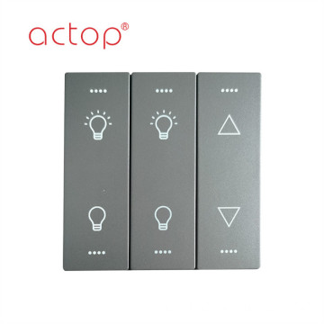 Touch Wall Switch Interruttore luce LED