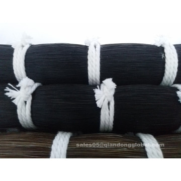 Black Horse Hair Bundles for Violin bows