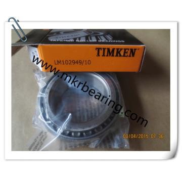 Roulement à rouleaux coniques Lm102949 / 10