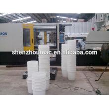 Pvc máquina de encaixe de injeção de plástico injeção máquina de moldagem / ShenZhou máquinas /