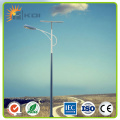 Hot sale personalizado luzes de rua solares