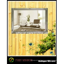 Traditional Wooden Mirror Frame Cheap Fashionable Furniture