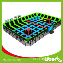 Indoor Kids Fitness Übung Indoor Trampolin für Kinder