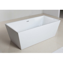 Glossy Surfuce Neat Shape Freestanding Bathtub