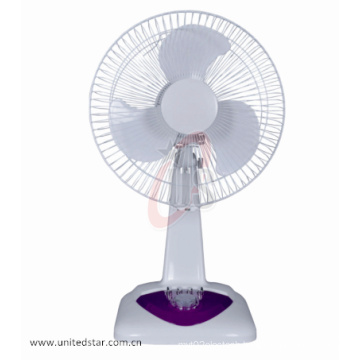12′′ DC Solar Table Fan