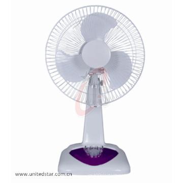 12 '' DC солнечный настольный вентилятор