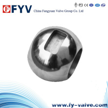 Bola flotante para válvula de bola / componente de válvula