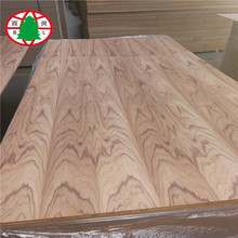 Nature Teak veneer mdf 17mm board