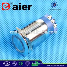 Daier LAS1GQ-19FS-11E Interruptor Iluminado