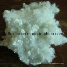 Non-Siliconized and Siliconized Hcs Fiber/Polyester Staple Fiber 6D*64mm/Hollow Conjugated Siliconized
