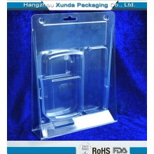 Transparent Cheap Plastic Clamshell Packaging