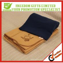 Promotional Custom Travelling Fleece Blanket