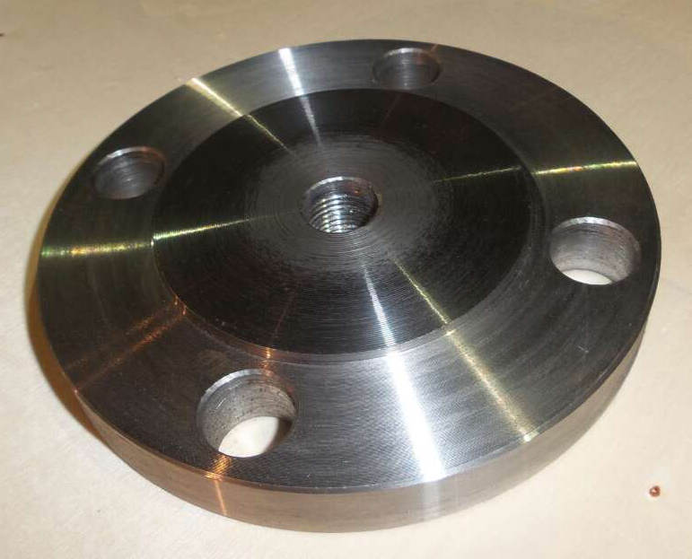 "Class150 3 ""Blind Flange 3/4"" NPT Hole"