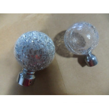 Mosaic Style Curtain Rods,Iron Curtain Rod For Decorative Home,Designer Curtain Rods & Finials