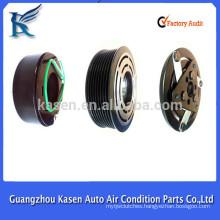 SANDEN 7H15 24v air conditioning compressor magnetic clutch for DAF