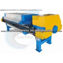 Leo Filter Press 800 Kammer Filterplatte Filterpresse, keine Membrane zusammendrücken