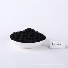 Carbón activado a granel de 4 mm a granel