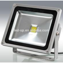Herstellung im Freien hohe Leistung 50W COB Flut führte Gartenlichter AC 85V-265V