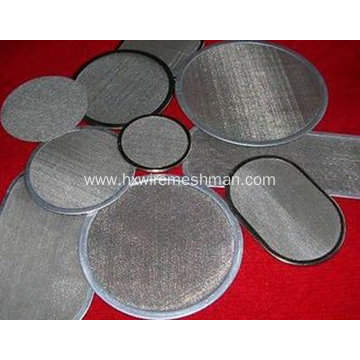 Stainless steel filter screen