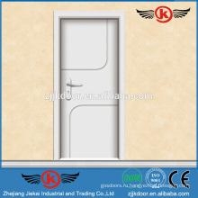 JK-P9216 белые ламинированные створки для кухонного шкафа