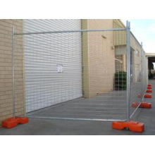 Hot Dipped Galvanized Security Steel Temporary Swimming Pool Fence