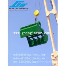 Дико использовать Rang Crane Grab Электрический гидравлический грейферный грейферный ковш