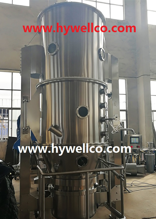 Pharmaceutical Fluidizing Dryer