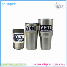 Hot Sale Rambler Tumbler Stainless Steel 20oz / 30 Oz/12oz Yeti Cups