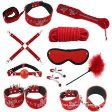 Producto adulto Sm Sexy, Juguetes sexuales de cuero, Producto Bondage Injo-Sm061