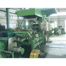 Copper Bronze Brass Strip Reversible Cold Rolling Mill
